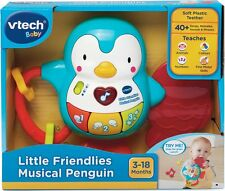 NEW VTECH BABY LITTLE FRIENDLIES MUSICAL PENGUIN 80-165603