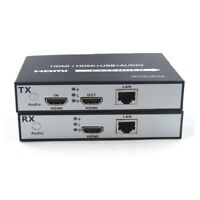 HDMI over Cat.5/6 Network Cable RJ45 Converters 100m(328ft.)Transmitter Receiver