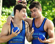 GFA Mike and Dave Need Wedding Dates * ADAM DeVINE * Signed 8x10 Photo A5 COA