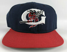 Greensboro Hornets New Era Pro Model Snapback Baseball Hat - Blue/Red Vintage