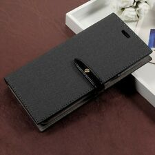 Original MERCURY GOOSPERY Wallet Stand Leather Case For Samsung Galaxy S8 Cover