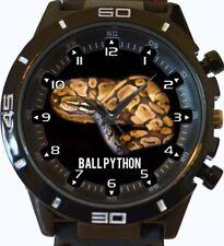 Ball Python Snake Pet Love New Gift Wrist Watch for Men and Women Fast UK Seller