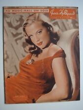 NITA TALBOT - PARIS HOLLYWOOD n°55 - PIN UP - CASINO DE PARIS - CECILE AUBRY