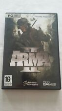 Arma II 2 PC CD-ROM game, complete * FREE SHIPPING *