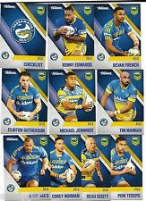 2017 NRL Traders Parramatta EELS Team Set