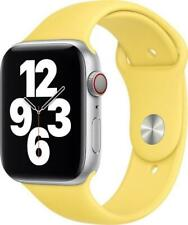 Genuine Apple Watch Sport Band Strap (42mm / 44mm) - Ginger - New