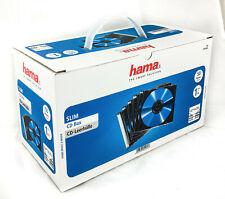 Hama SLIM CD-Box 50 Stck, NEU originalverpackt