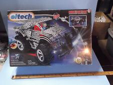 eitech Construction #29 Creative Metal Building Kit Truck w/Led Lit Wheels