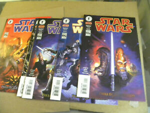 Dark Horse 1998 ALL 83 issues STAR WARS #1 to #83 zm