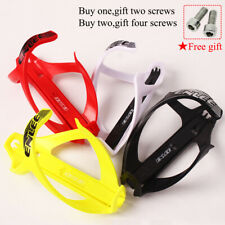 ENLEE Resin Water Bottle Cages MTB Bike Drink Cup Cage Holder With Tire Lever