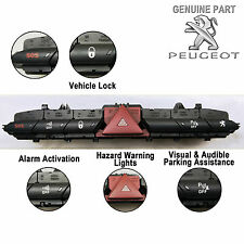 Peugeot 308 Multifunction Switch Central Locking Hazard lights Parking New