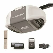 Durable Smartphone Controlled Chain Drive Garage Door Opener C450