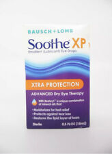 Bausch + Lomb Soothe XP Lubricant Eye Drops, Xtra Protection Formula, 0.5 fl oz.