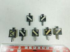 bk459-0,5 #7x Märklin voie 0 laternenimitat pour aiguillage,BRICOLEUR / 2. choix