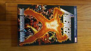 The Avengers: Korvac Saga TPB Marvel NM Jim Shooter Iron Man Thor