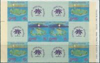 Cocos Islands 1990 SG231B Christmas booklet MNH