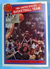 1984 Missing Link Productions Michael Jordan USA Basketball Team Pre-Rookie