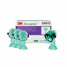 3M 26613 Accuspray Atomizing Head Refill Pack for PPS Series 2.0, 1.3 mm, 4/pack