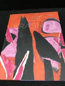 Lee Krasner: Living Colour by Eleanor Nairne Hardcover  free shipping