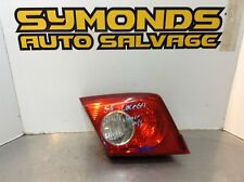 02 - 09 DAEWOO LACETTI PASSENGER SIDE NEAR SIDE N/S REAR LIGHT INNER REF: H859