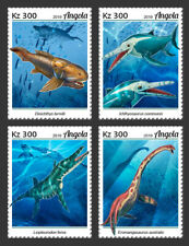 Angola 2019   fauna Prehistoric water animals   S201905