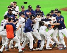 Houston Astros Celebrate 2017 American League Champions 8x10 Team Photo #2