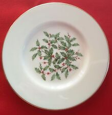 "Lenox China Holiday Dimension/Presidential 6 3/8"" APPETIZER / SMALL SIDE PLATE"