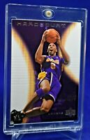 KOBE BRYANT HARDCOURT 2003-04 LEBRON RC YEAR SP LAKERS HOF