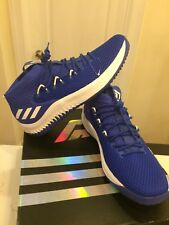 Adidas SM Dame 4 NBA Royal Blue / White 14.5 B76009