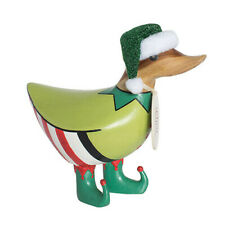 DCUK Christmas (Sparkling Elf Ducky with Glitter Hat)