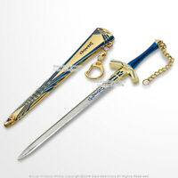 """8"""" Anime Dagger Fate Stay Night Mini Sword Lily Excalibur Letter Opener Knife"""