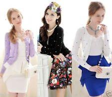 Cotton Work Regular Size Jumpers & Cardigans for Women