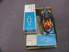 NOS 1963-87 Chevy Truck Clearance Cab Marker Lamp Set of 5 #985977