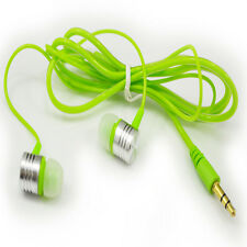3.5mm Stereo For Mobile Phone In-ear Headset Earbuds Headphone Earphone