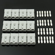 12Pair 50 AMP Anderson Style Plug Connector Terminals Quick Connect Power Solar