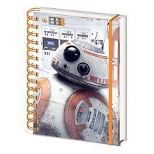 STAR WARS A5 NOTEBOOK The Last Jedi BB-8