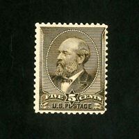 US Stamps # 205 VF Mint gem OG NH Scott Value $775.00