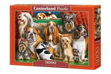 NEW CASTORLAND Puzzle 3000 Tiles Pieces Jigsaw Dog Club