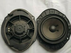 Mazda Bose Rear Door Speaker (x 2 speakers) Mazda 3  2010 - 2013  BBM266960