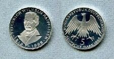 1968 Germany Proof Silver 5 M Raiffeisen