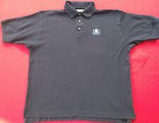 2003 US Open Olympia Fields Size 2XL Navy Blue Golf POLO Shirt XXL