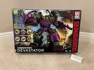 Devastator - Transformers Combiner Wars - Complete Set - No Reserve