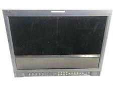 JVC DT-V20L3D 20 inch HD-SDI LCD Production Monitor