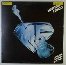 """12"""" LP - Mother's Finest - Another Mother Further - A2413 - washed & cleaned"""