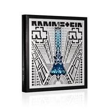 RAMMSTEIN PARIS 2 CD DIGIPAK NEW Strong Language Warning