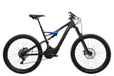 2018 Specialized Turbo Levo FSR Comp Carbon 6Fattie/29 Electric Bike Large 27.5""