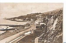 Isle of Wight Postcard - Looking West - Ventnor    SL292