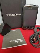 New Blackberry 9800 3G Wifi BLACK UNLOCKED Smart Mobile Phone