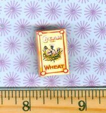 DOLLHOUSE MINIATURE Cream of Wheat Cereal Box era 1900