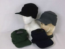 Winter Fitted Unbranded Hats for Men